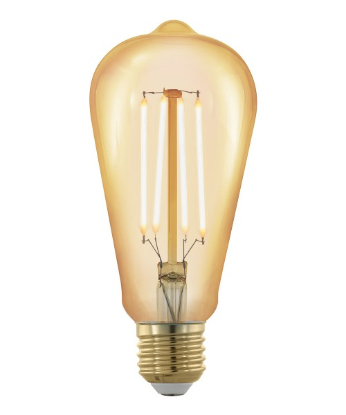 Лампочка Eglo 11696 ST64 4W E27 1700K  Golden Age