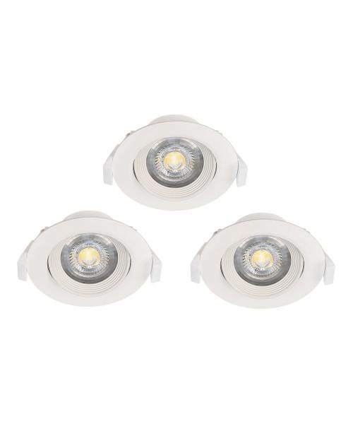 Набор из 3х точечных светильников Eglo 32896 Sartianno
