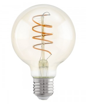 Лампочка Eglo 11722 E27-LED-G80 Spiral