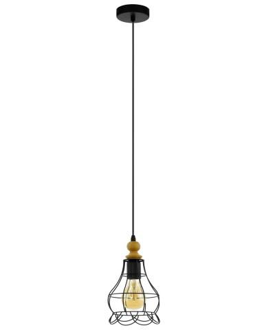 Подвесной светильник Eglo 33042 Bampton 1