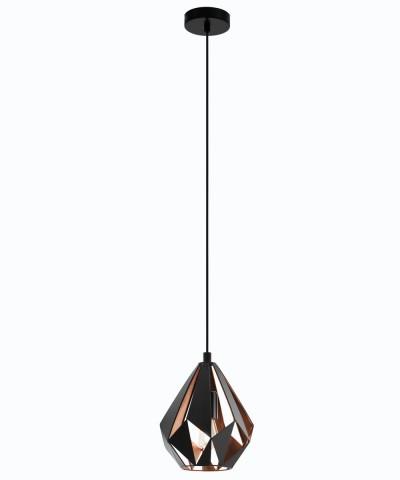 Подвесной светильник Eglo 49997 Carlton 1