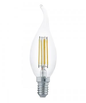 Лампа светодиодная Eglo 11497 BF35 4W 2700K E14 Clear