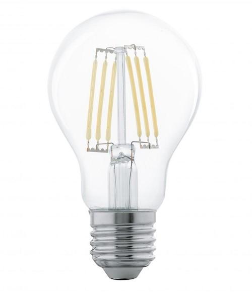 Лампа светодиодная Eglo 11501 A60 6W 2700K E27 Clear