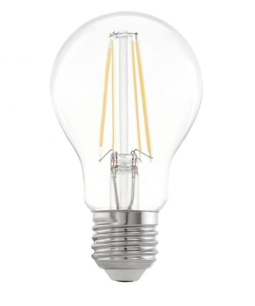 Лампа светодиодная Eglo 11534 A60 6.5W 2700K E27 Clear
