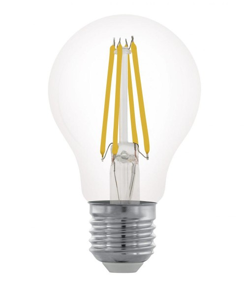 Лампа светодиодная Eglo 11701 A60 6W 2700K E27 Clear