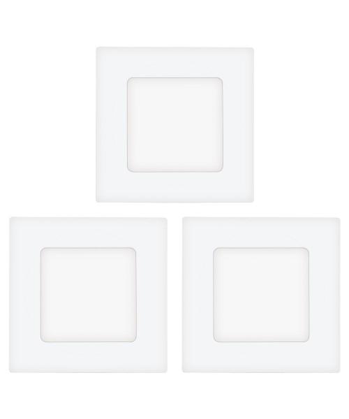 Набор из 3х точечных светильников Eglo 94733 Fueva 1