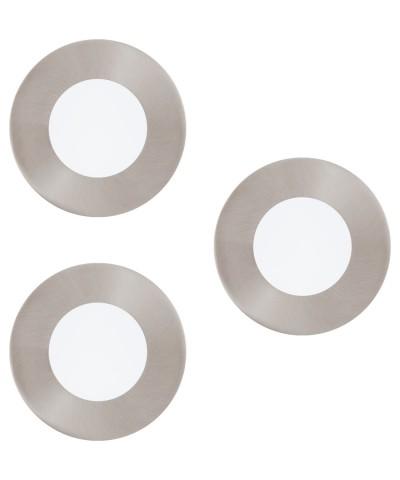 Набор из 3х точечных светильников Eglo 94734 Fueva 1