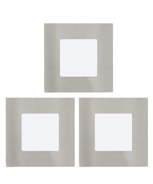 Набор из 3х точечных светильников Eglo 94735 Fueva 1