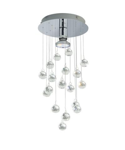 Точечный светильник Eglo 89527 Luxy 1