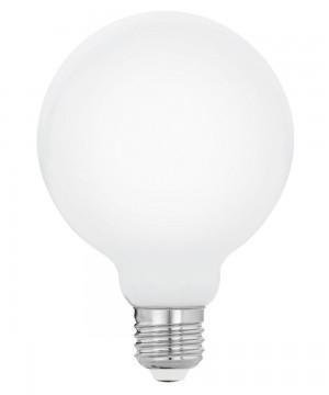 Лампа светодиодная Eglo 12562 G80 7W 4000К E27 Milky