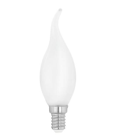 Лампа светодиодная Eglo 12565 CF35 4W 4000К E14 Milky Фото 1