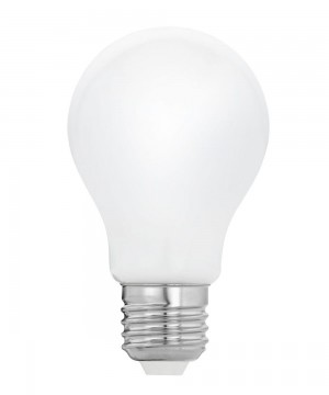 Лампа светодиодная Eglo 11768 A60 7W 2700K E27 Milky