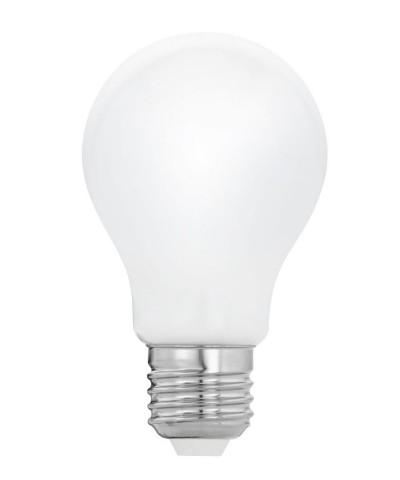 Лампа светодиодная Eglo 11768 A60 7W 2700K E27 Milky Фото 1