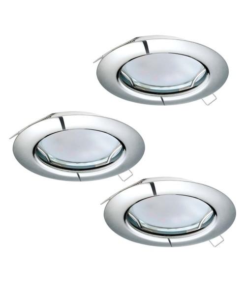 Набор из 3х точечных светильников Eglo 94236 Peneto