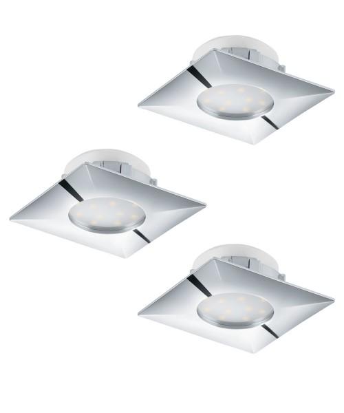 Набор из 3х точечных светильников Eglo 95802 Pineda