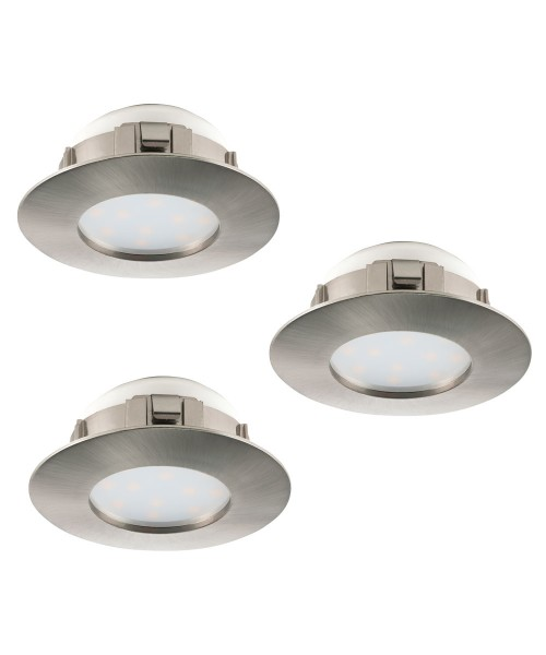 Набор из 3х точечных светильников Eglo 95823 Pineda
