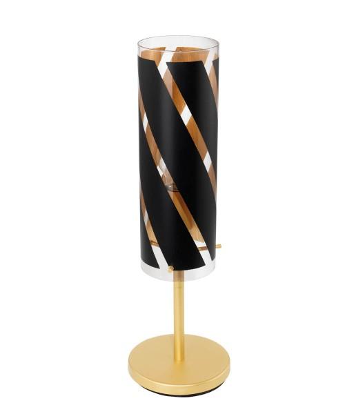 Настольная лампа Eglo 97769 Pinto nero 1