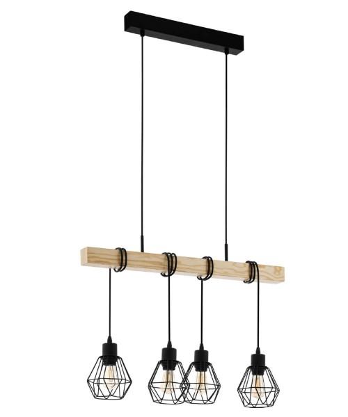 Подвесной светильник Eglo 43132 Townshend 5
