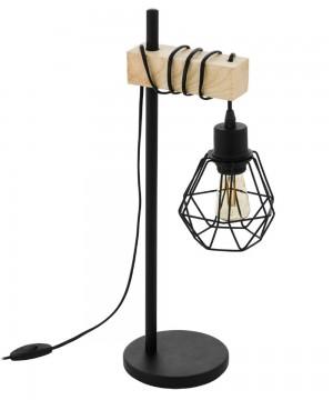 Настольная лампа Eglo 43136 Townshend 5