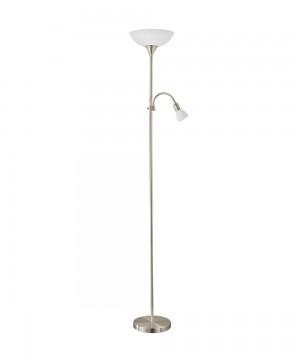 Торшер с лампой для чтения Eglo 82842 Up 2