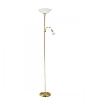 Торшер с лампой для чтения Eglo 82844 Up 2
