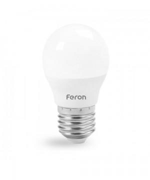 Светодиодная лампа FERON LB-745 G45 6W E27 4000K