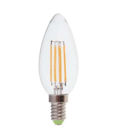 Филаментная лампа Feron LB-58 C37 4W E14 4000K