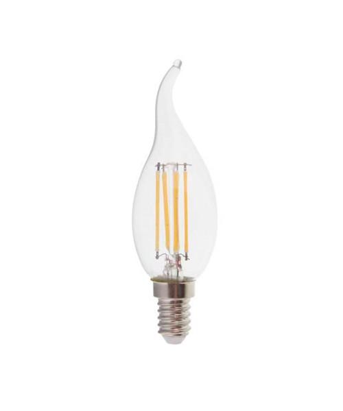 Филаментная лампа FERON LB-159 CF37 6W E14 2700K