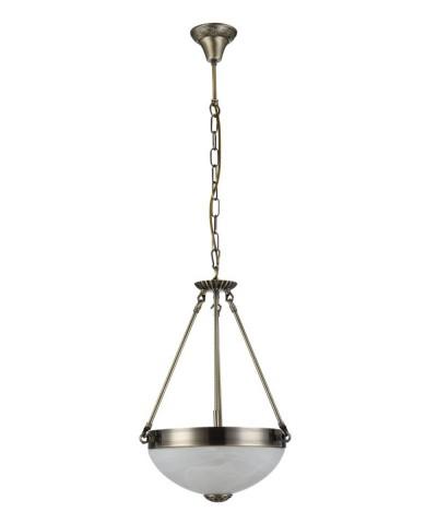 Подвесной светильник FREYA FR2012-PL-03-BZ Herbert