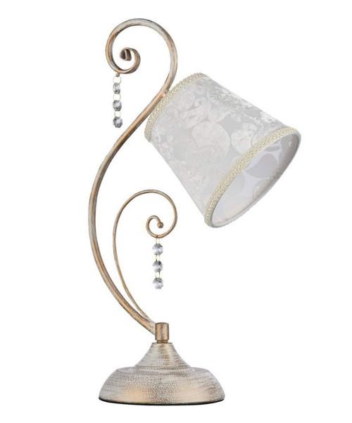 Настольная лампа FREYA FR2406-TL-01-W Lorette