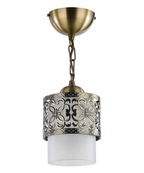 Подвесной светильник FREYA FR2200-PL-01-BZ Teofilo