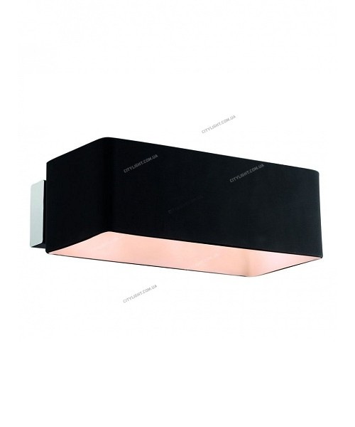 Бра IDEAL LUX 009513 BOX AP2 NERO