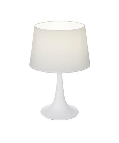 Настольная лампа IDEAL LUX 110530 London TL1 Small Bianco