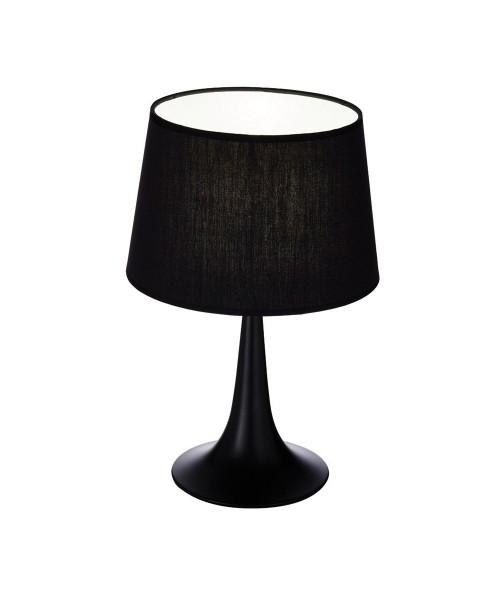 Настольная лампа IDEAL LUX 110554 London TL1 Small Nero