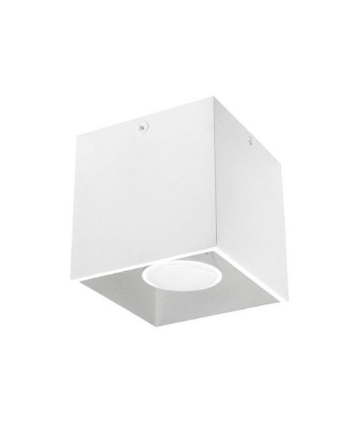Точечный светильник Kanlux ALGO GU10 CL-W (27032)