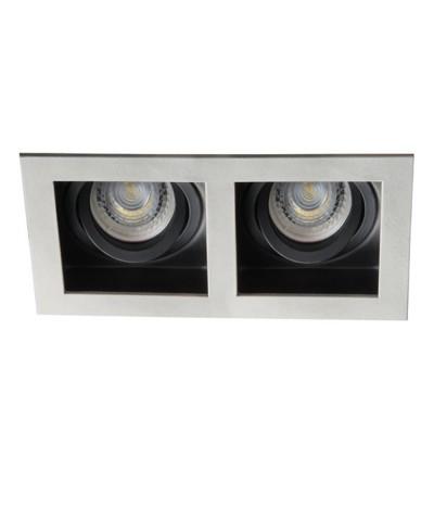 Точечный светильник Kanlux 2XMR16-GR ARET (26724 )