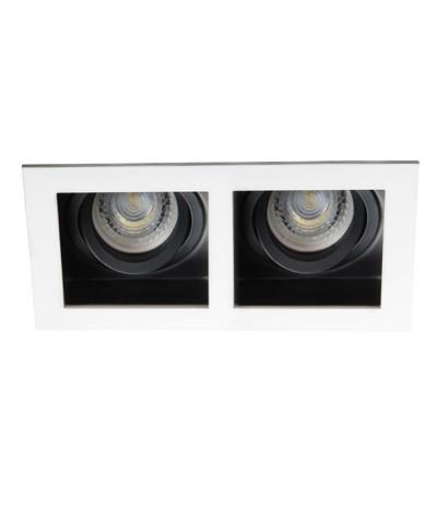 Точечный светильник KANLUX 2XMR16-W ARET (26723 )