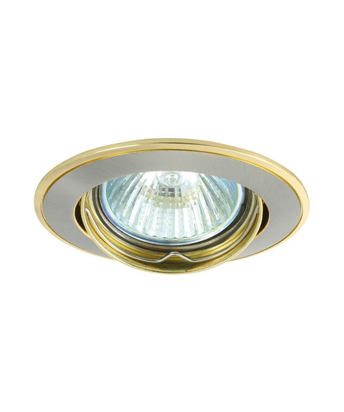 Точечный светильник KANLUX CTC-5515-SN/G Bask (02803)