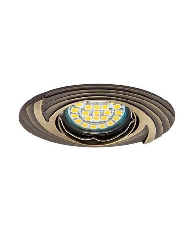 Точечный светильник Kanlux CT-DTO50-AB Faga (19560)