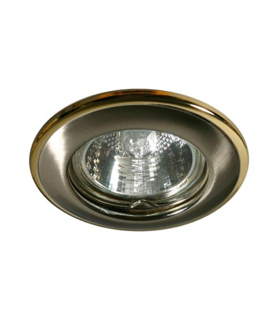 Точечный светильник Kanlux CTC-3114-SN/G Horn (02820)
