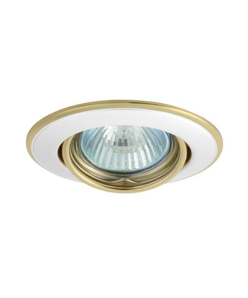 Точечный светильник KANLUX CTC-3115-PS/G Horn (02832)