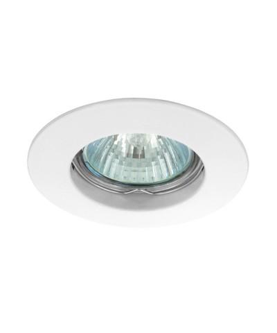 Точечный светильник KANLUX CTX-DS02B-W Luto (02580)