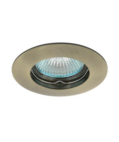 Точечный светильник KANLUX CTX-DS02B-AB Luto (02584)