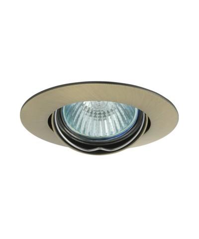 Точечный светильник Kanlux CTX-DT02B-AB Luto (02594)