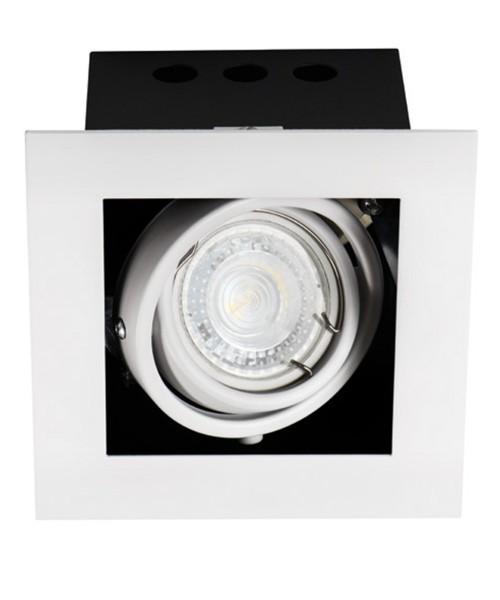Точечный светильник KANLUX DLP-50-W MERIL (26480)