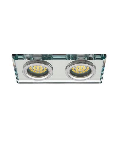 Точечный светильник KANLUX CT-DSL250-SR Morta (19362)