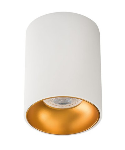 Точечный светильник KANLUX W/G RITI GU10 (27570)