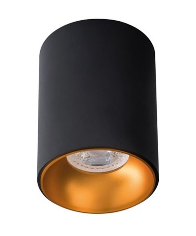 Точечный светильник KANLUX B/G RITI GU10 (27571)