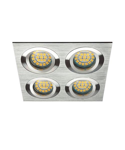 Точечный светильник Kanlux CT-DTL450-AL Seidy (18286)