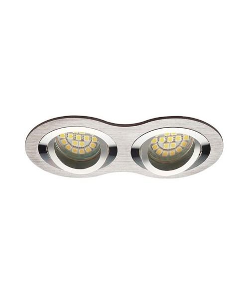 Точечный светильник KANLUX CT-DTO250-AL Seidy (19450)